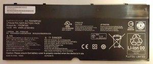 Fujitsu LifeBook U745 Ultrabook batteria