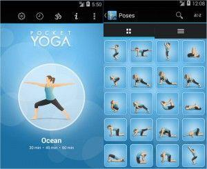 Pocket Yoga Android