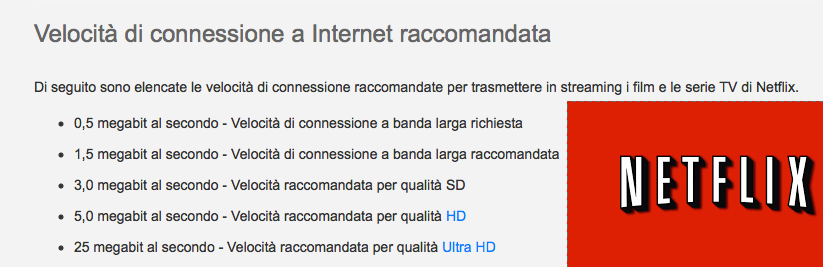 Netflix_test_connessione