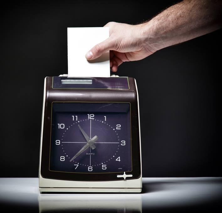 Cronos ZERO EASY l'orologio per le presenze con RFID
