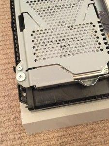 hard disk della PS4