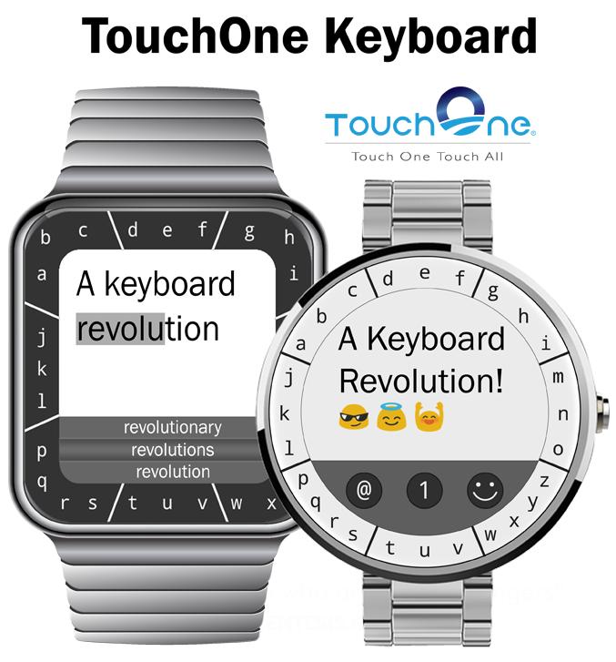 TouchOne-Keyboard
