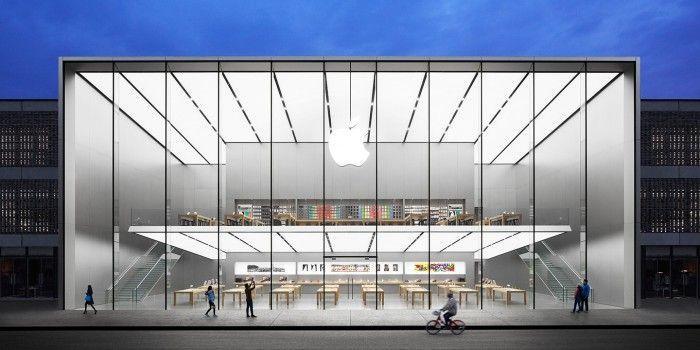 Apre il nuovo Apple Store di Lonato: bresciani entusiasti?