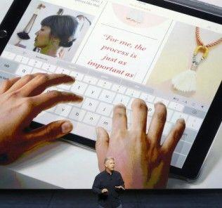 iPad pro settimo tablet durata batteria