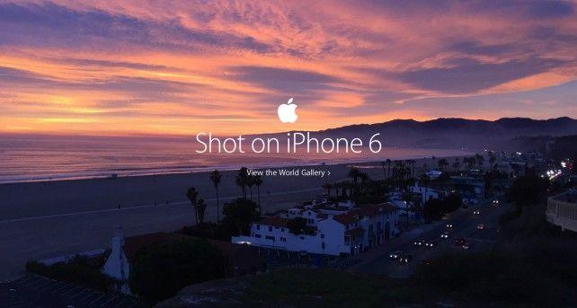 Shot on iPhone 6