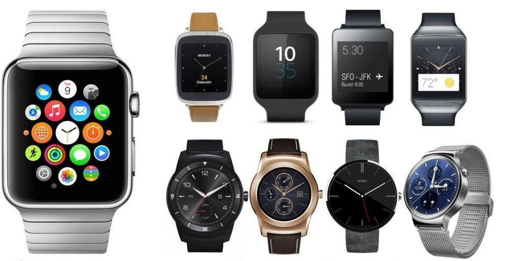 Apple-Watch-vs-Android-Wear-1000x600
