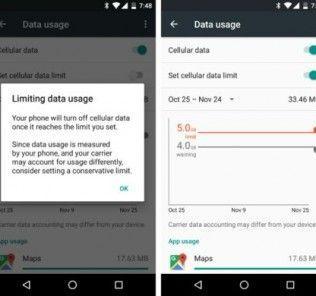 Come evitare che le app utilizzino la connessione dati Android