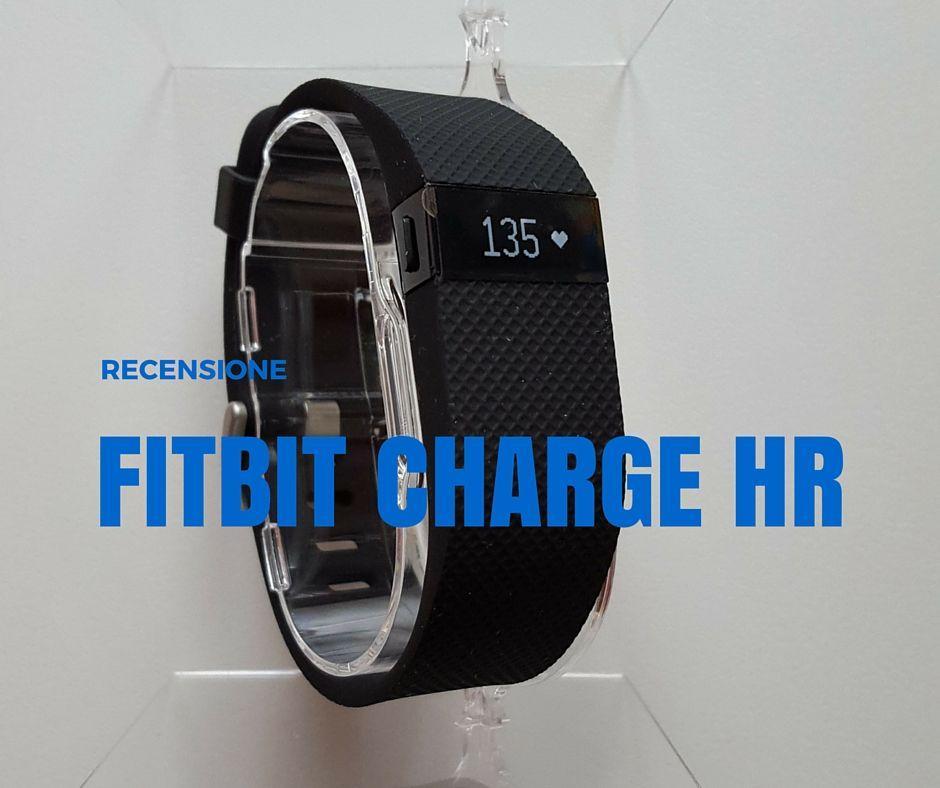 FitBit Charge HR: la recensione completa di OutOfBit