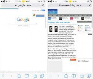 sito versione desktop su iPhone