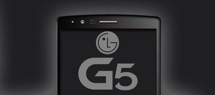 Caratteristiche LG G5