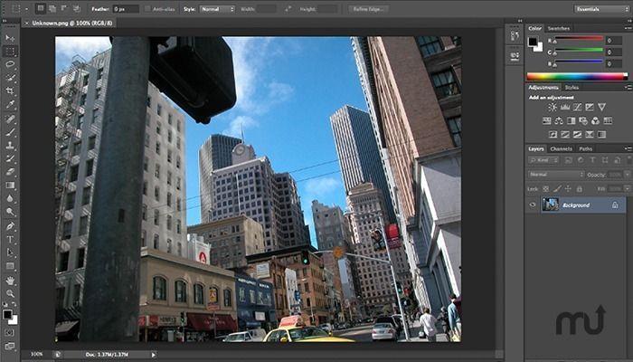 Photoshop CC i migliori software per modificare immagini su Mac
