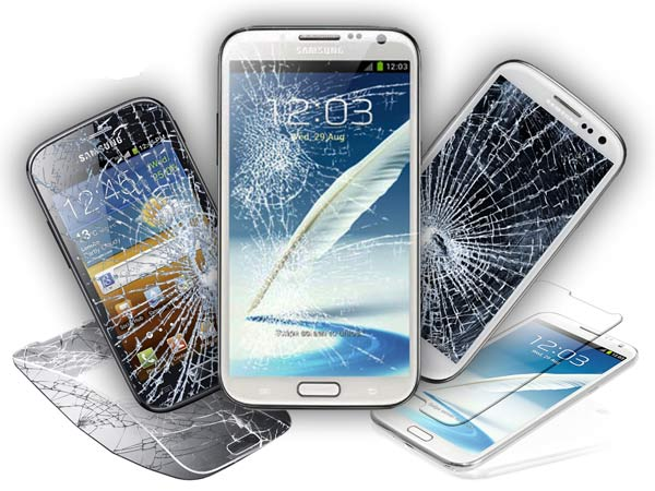 riparazione di smartphone