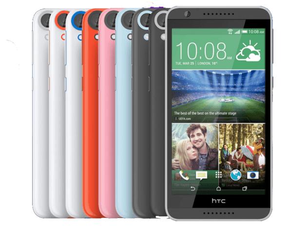 Aggiornamento Marshmallow HTC Desire 820