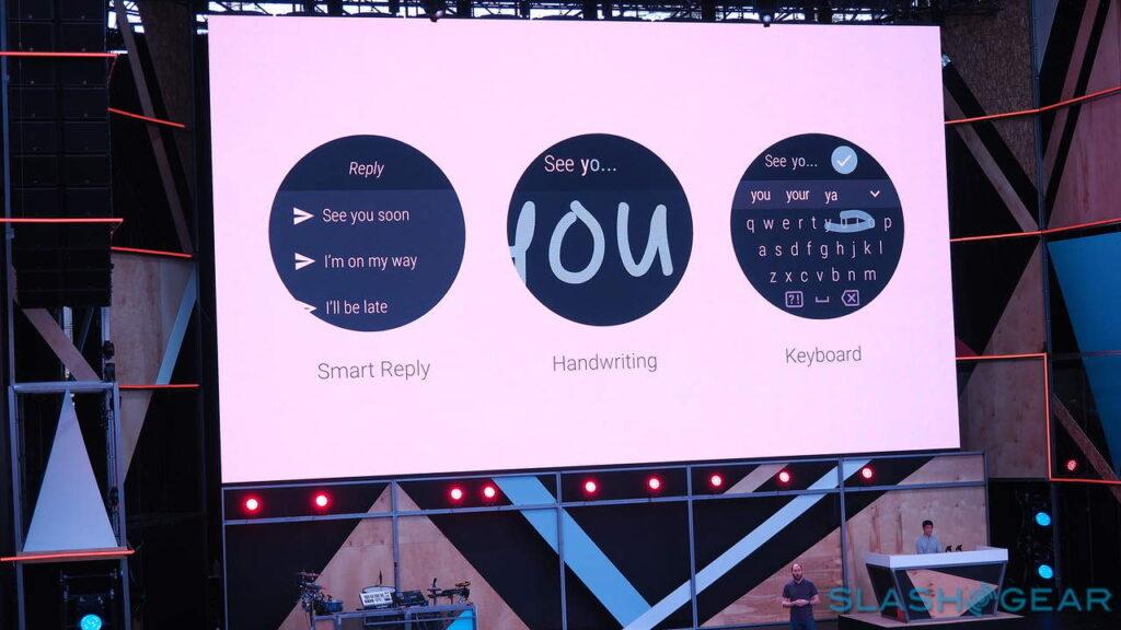 Android Wear 2.0, la nuova piattaforma presentata al Google I/O