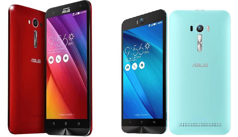 Asus Zenfone 2 Laser e Zenfone Selfie aggiornamento a Marshmallow