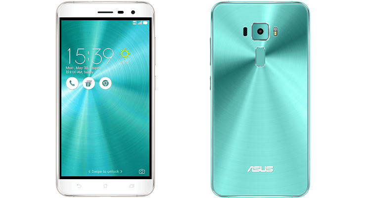 Asus Zenfone 3 ufficiale: caratteristiche, immagini e prezzo