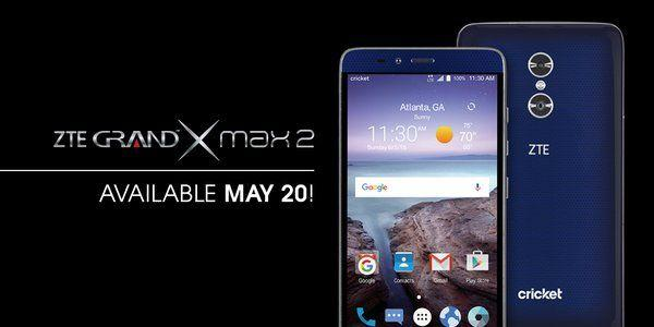 Grand X Max 2, il nuovo phablet di ZTE: ecco le specifiche tecniche