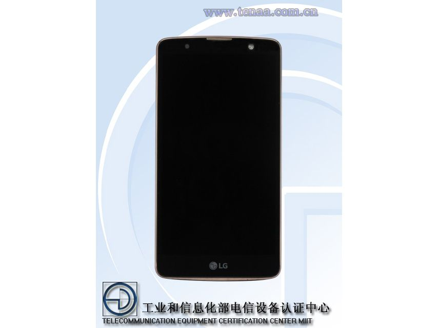 LG K535 appare su TENAA: display da 5.7 pollici e SoC Qualcomm