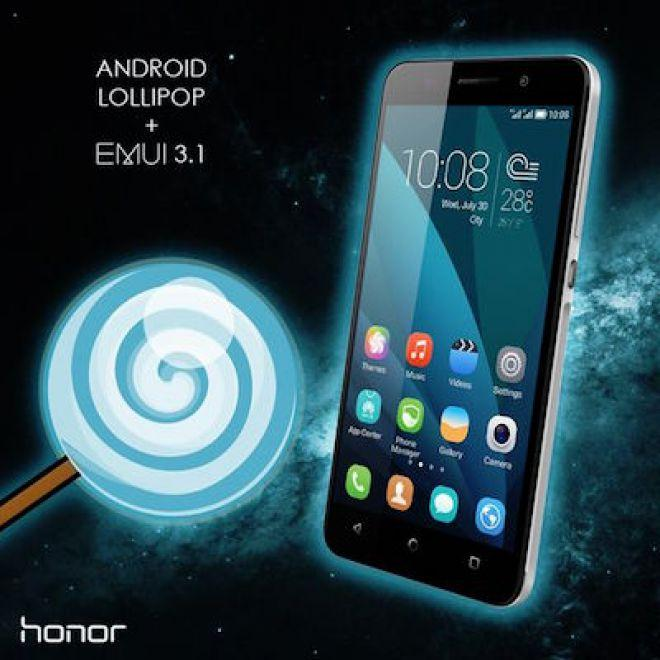 Marshmallow Honor 4X