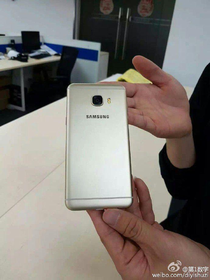 Samsung Galaxy C5 è ufficiale: immagini, specifiche e prezzo