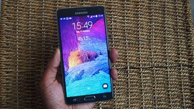 Samsung Galaxy Note 4 ottiene l'upgrade a Marshmallow