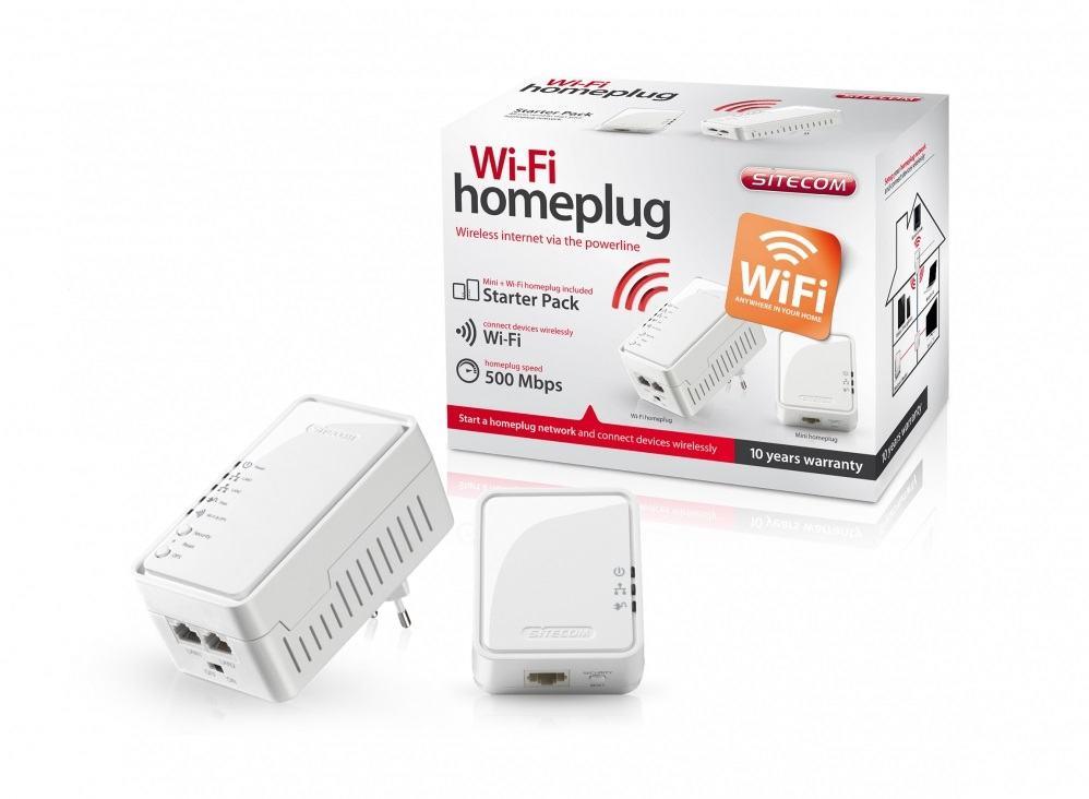 Sitecom Wi-Fi HomePlug LN-556