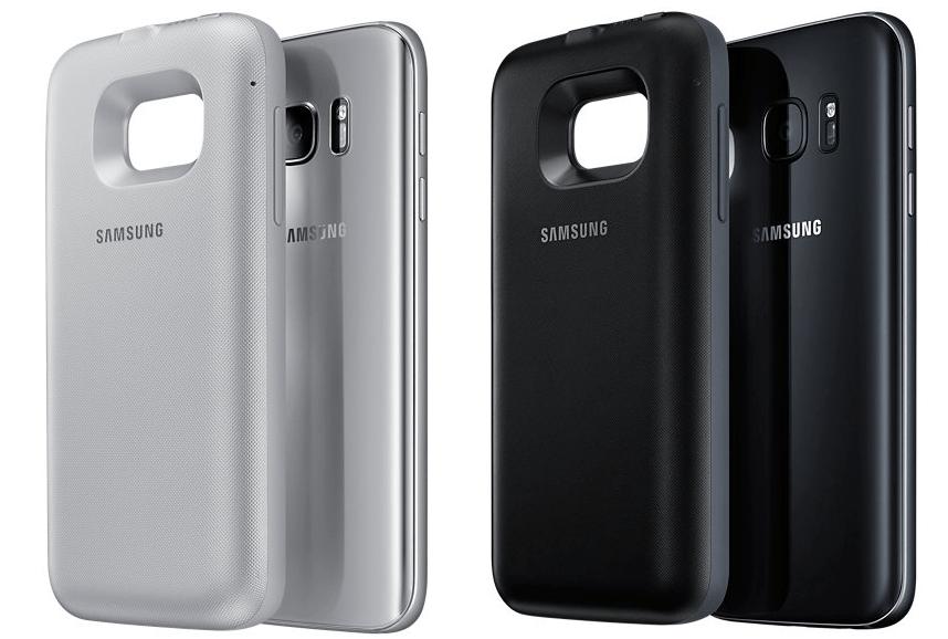 Samsung Galaxy S7 e S7 Edge, ecco la cover con batteria integrata