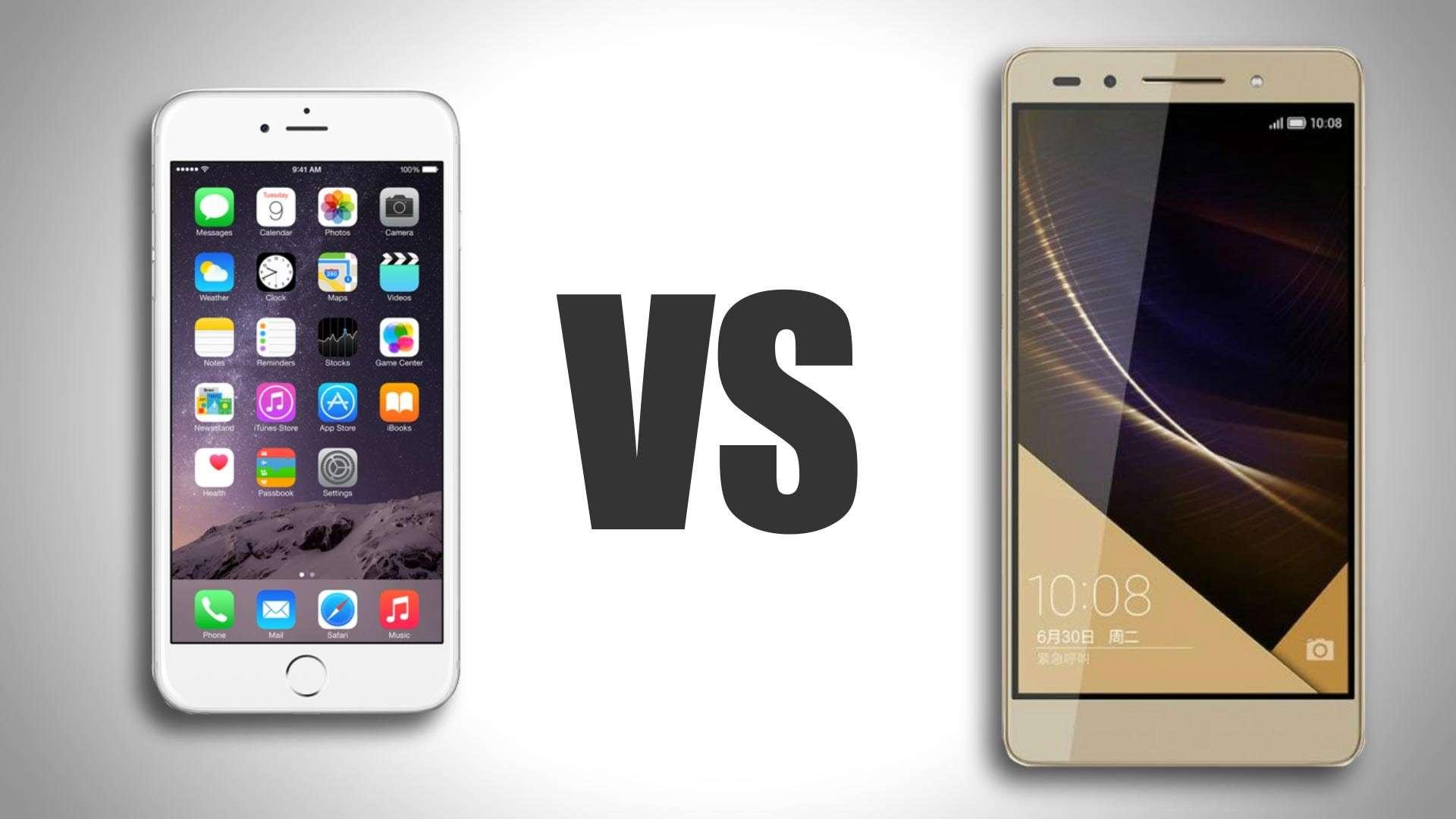 Huawei contro Apple