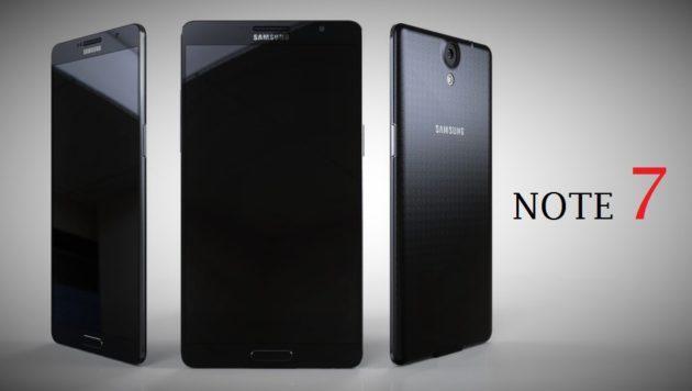 Samsung Galaxy Note 7 si sbloccherà con lo sguardo