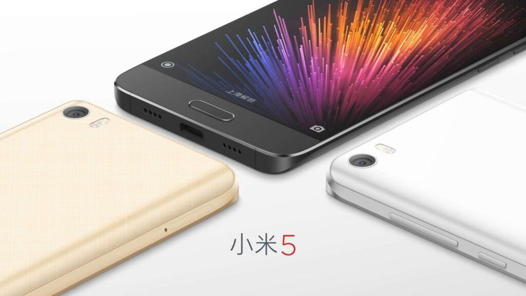 Uscita Xiaomi Mi 5s