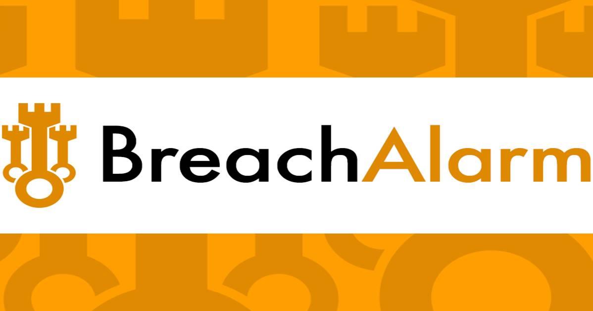 breachalarm.com furto email