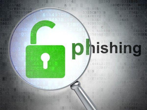phishing email false con truffa_2