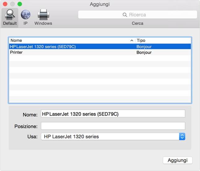 problemi stampante Mac come affrontarli