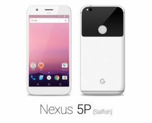 HTC Nexus Sailfish