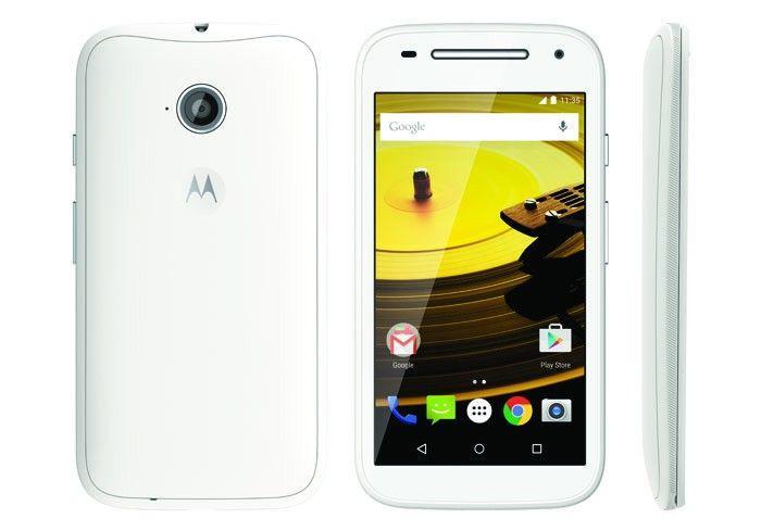 Motorola Moto-E miglior smartphone per rapporto qualità prezzo a 100 euro