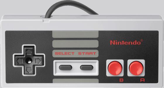 Nintendo-Classic-Mini-NES-Controller