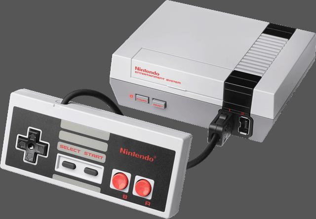 Nintendo-Classic-Mini-NES-console-controller