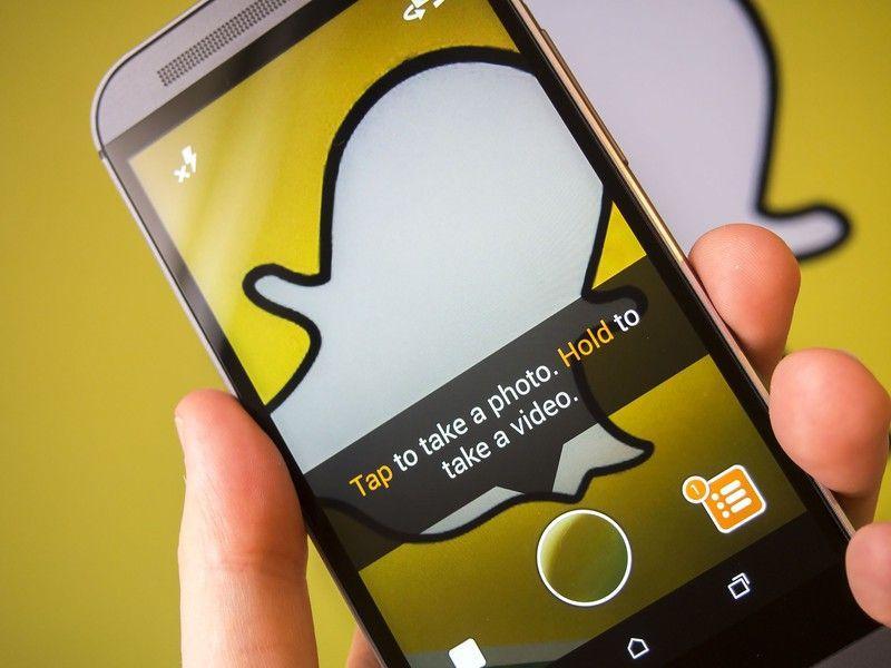 Snapchat su Android