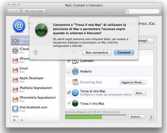 Trova il Mio Mac