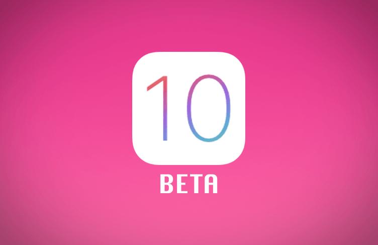 beta pubblica ios 10