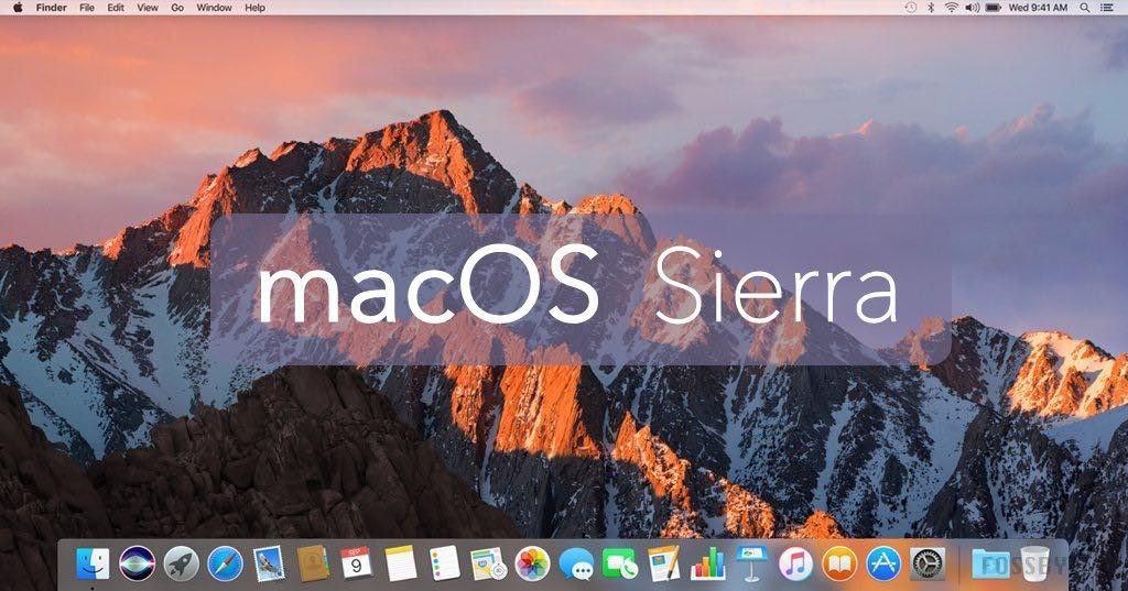 quali sono i problemi più comuni di macOS Sierra e come risolverli
