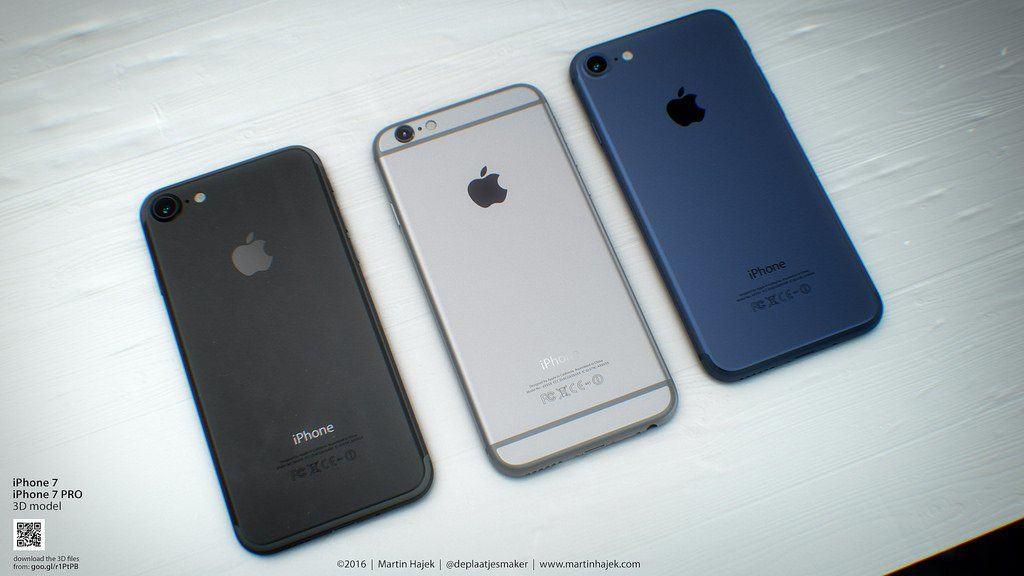 nuovo colore iphone 7