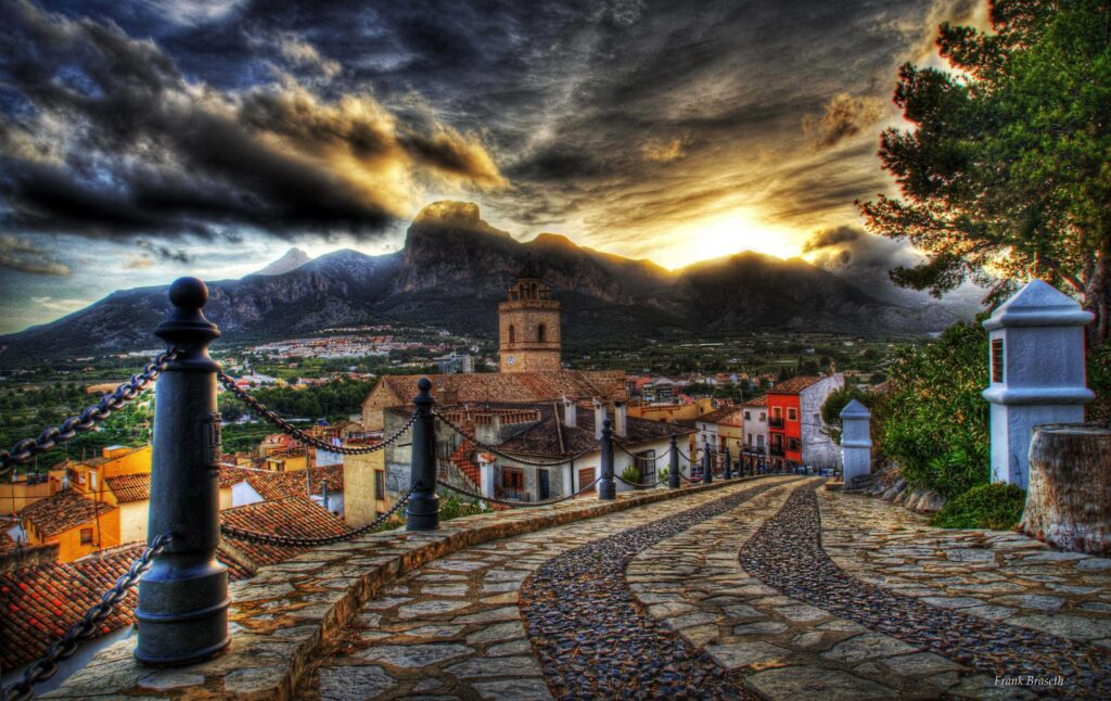 Cloudy-Weather-foto-HDR