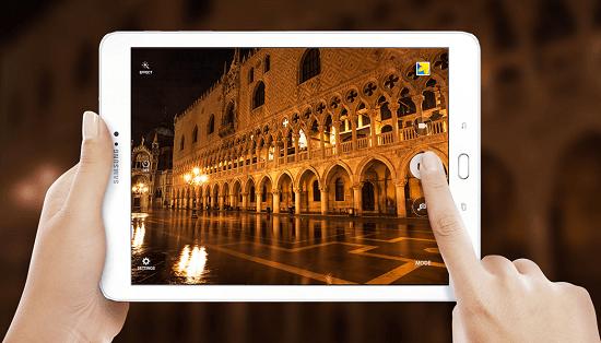 Uscita Galaxy Tab S3