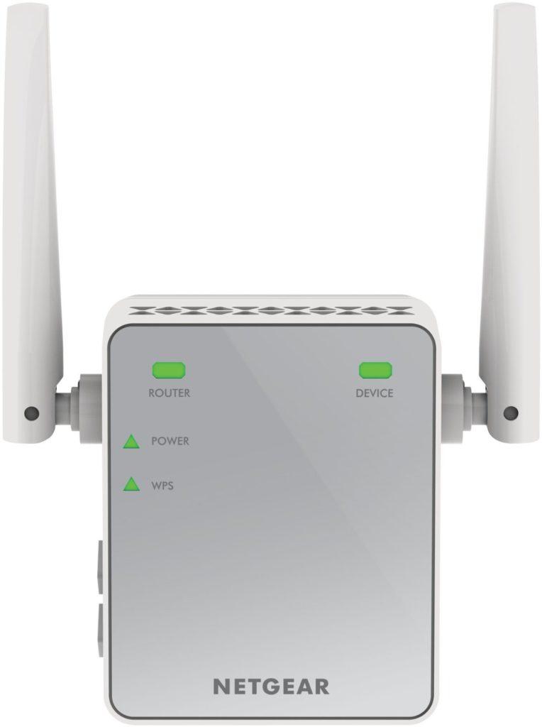 estende e potenziare il segnale wifi range extender netgear