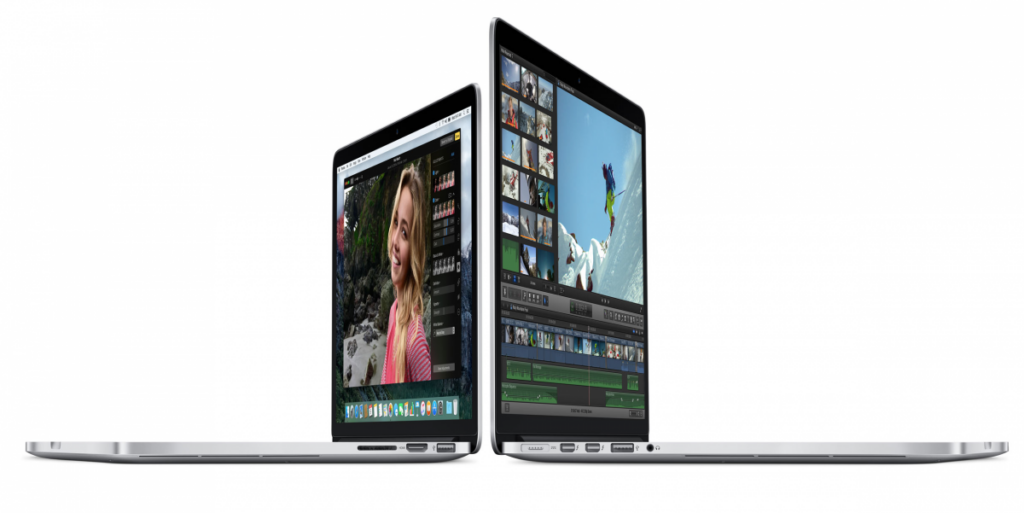 macbook pro 2016 avrà due diverse dimensioni del display