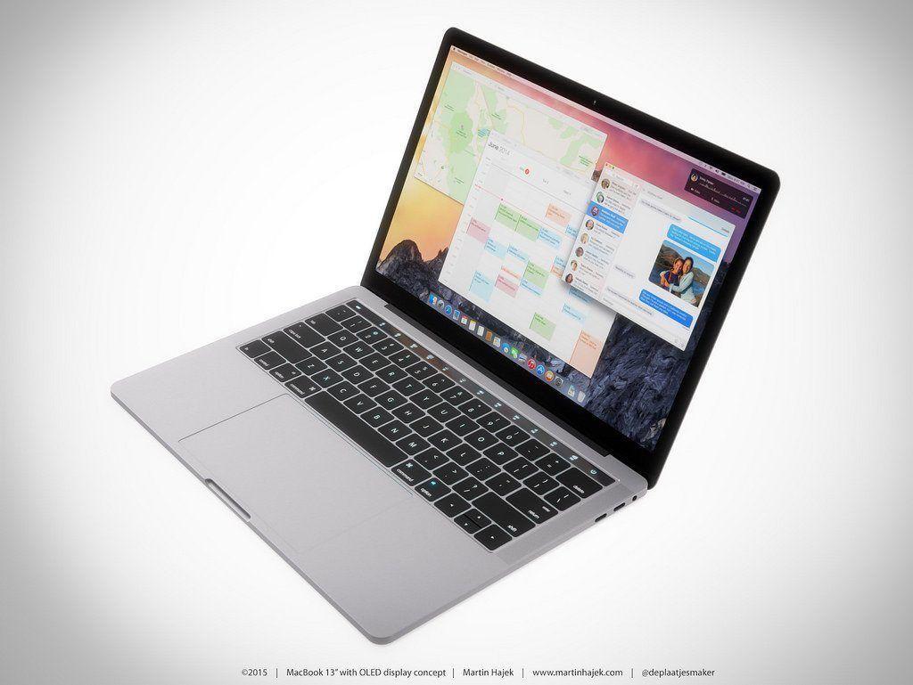macbook pro 2016 avrà un design diverso rispetto ai predecessori