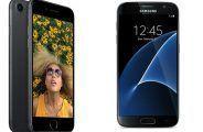iPhone 7 VS Samsung Galaxy s7