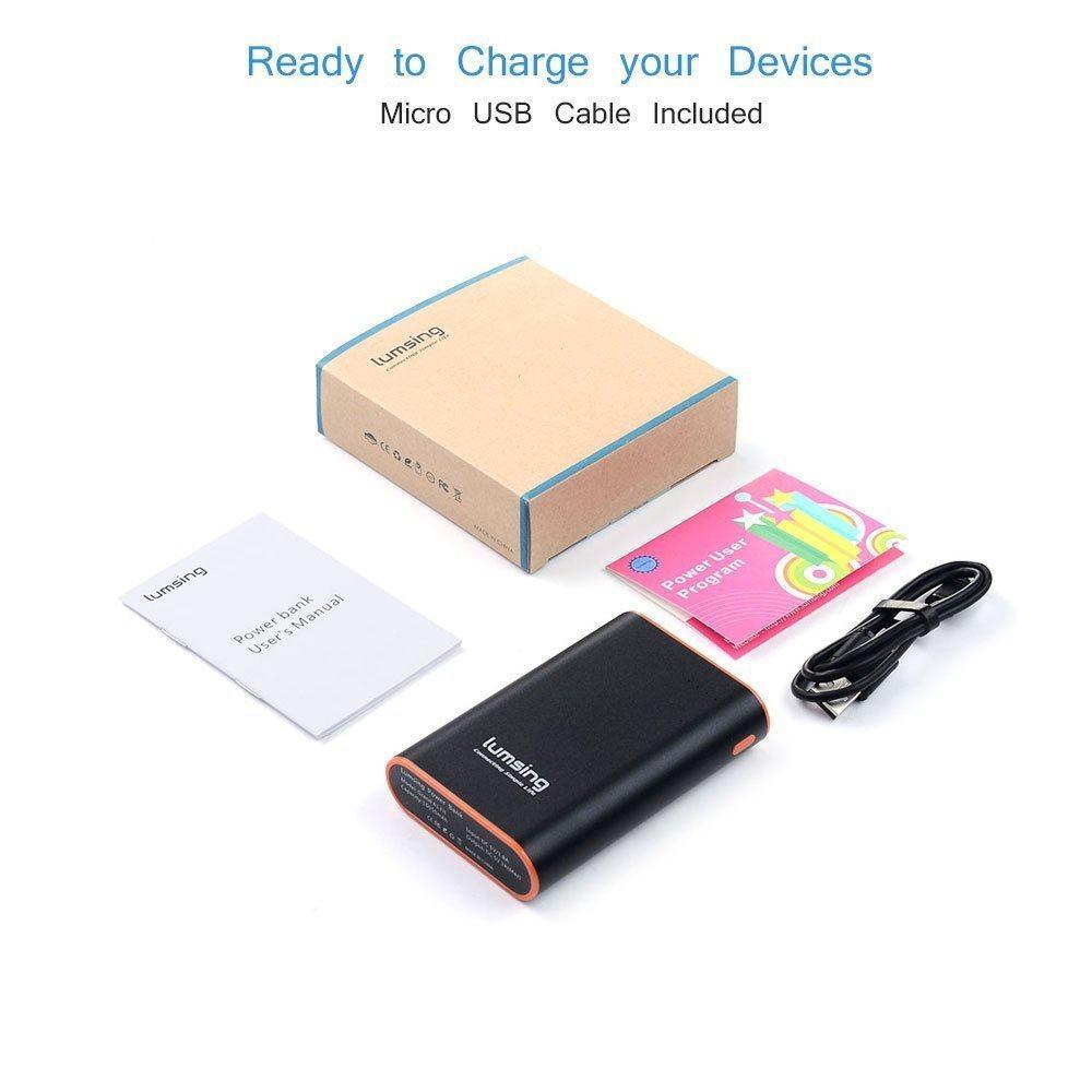 power bank batteria esterna lumsing 10500 mah_pic7