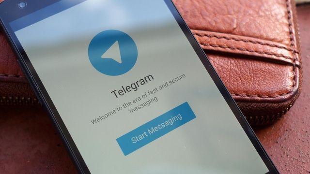 Come inserire un username su Telegram
